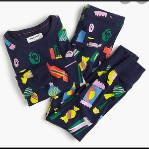 Sleepy Jones for Crewcuts 100% cotton pajamas new